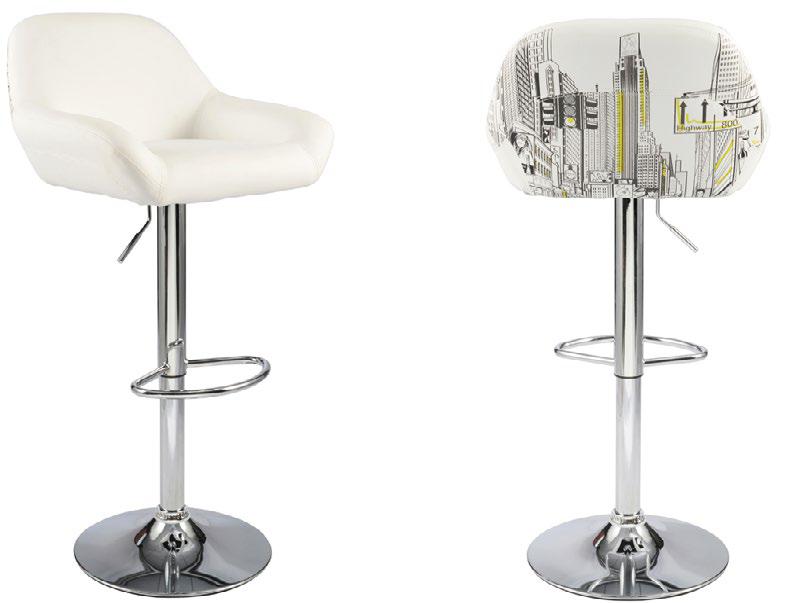 Барный стул B-6226