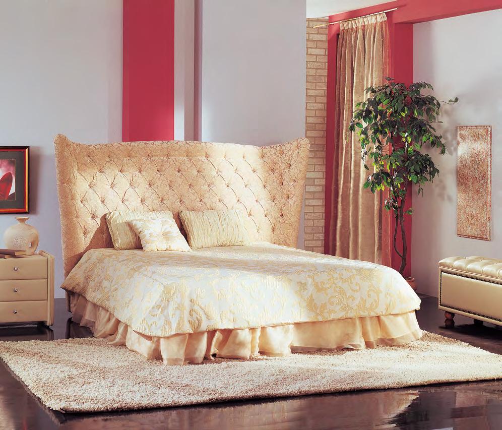 Кровать Леонарда