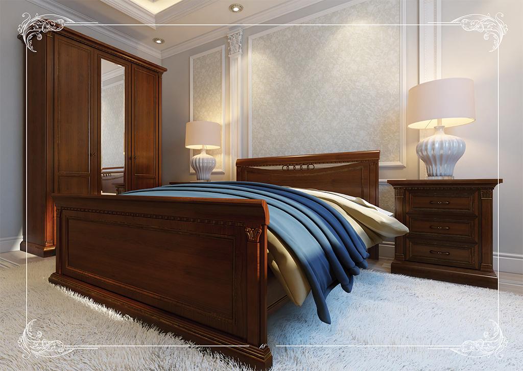 """Спальня """"Venezia biliegio"""""""