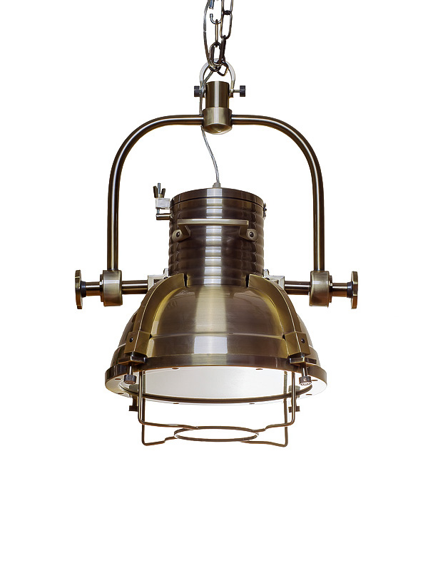 Потолочный светильник K2KM025 (antique brass)