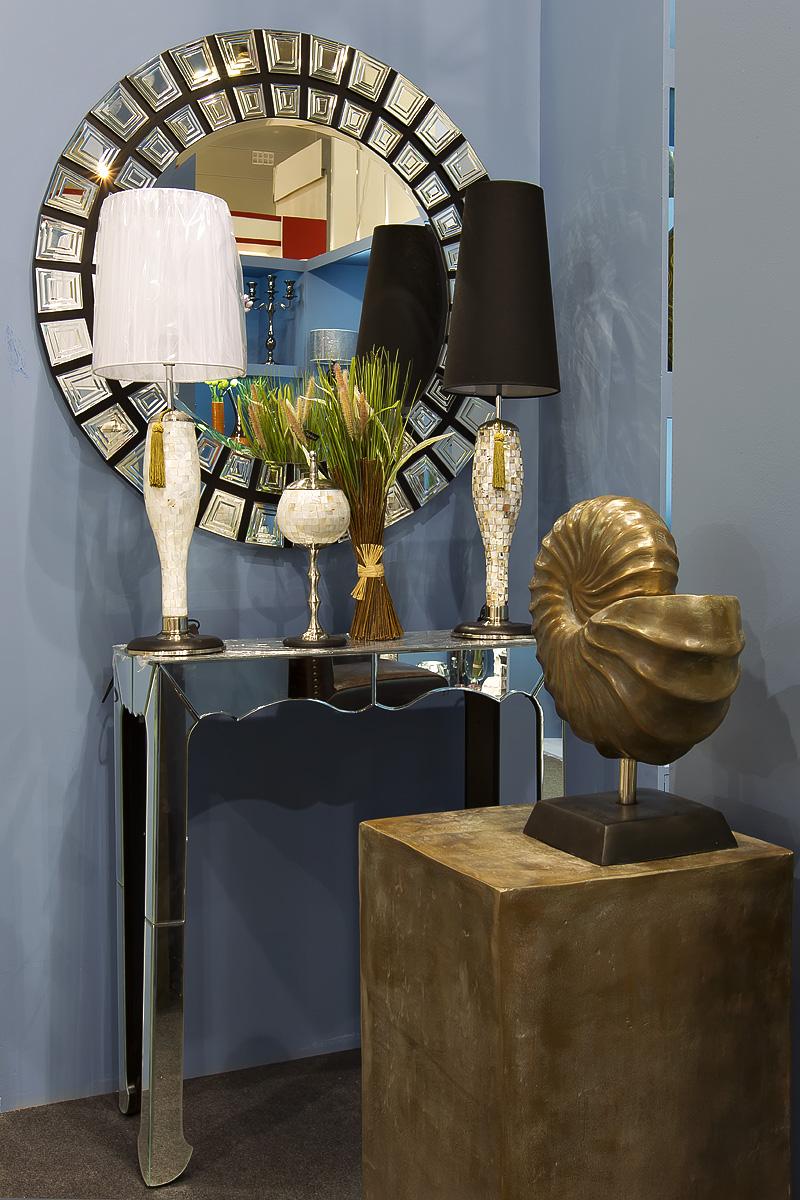 Зеркальная консоль KFС111B