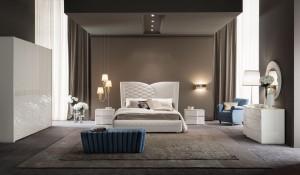 Спальня Chanel