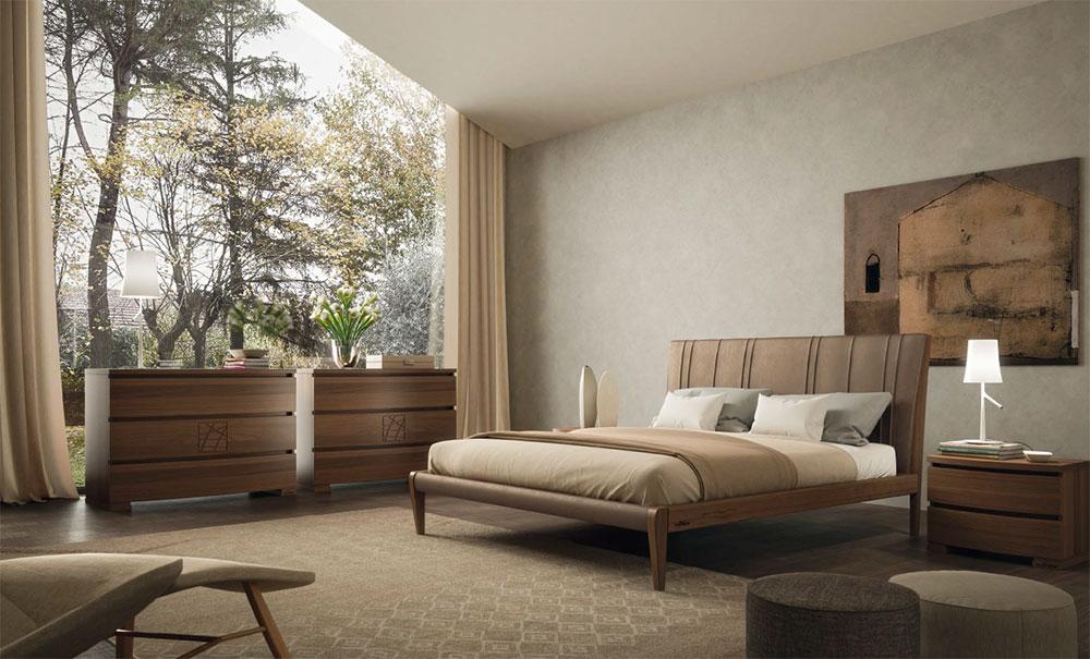 спальня Modigliani